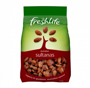 Fresh Life Dried Fruit and Nuts