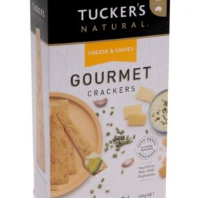 Tuckers Natural Crackers